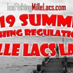 2019 Mille Lacs Lake Fishing Regulations